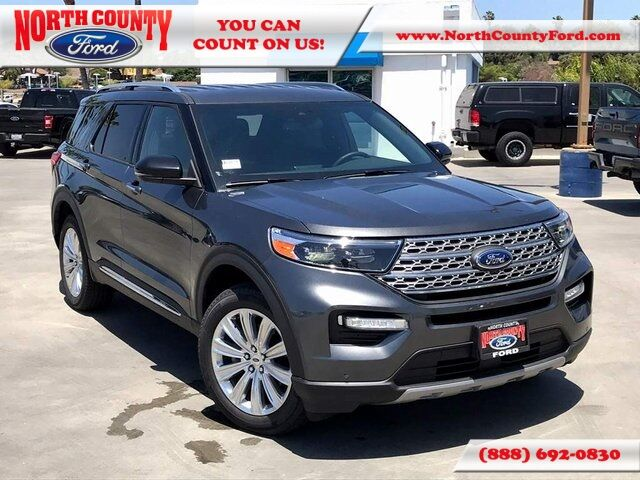 2020 Ford Explorer Limited San Diego County CA
