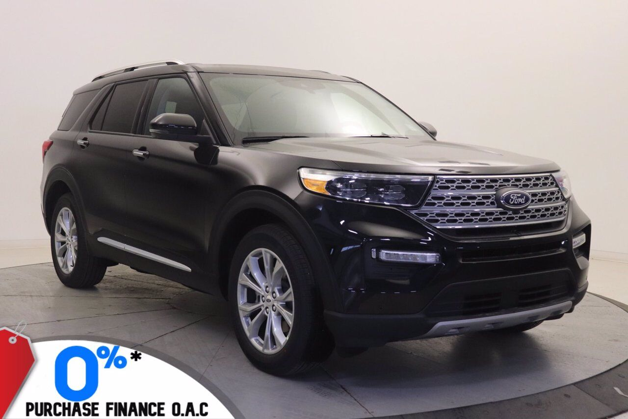 2020 Ford Explorer Limited Sherwood Park AB