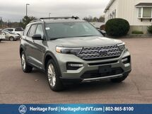 2020 Ford Explorer Limited South Burlington VT