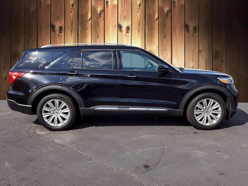 2020 Ford Explorer Limited Tampa FL