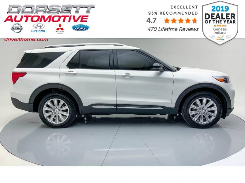 2020 Ford Explorer Limited Terre Haute IN