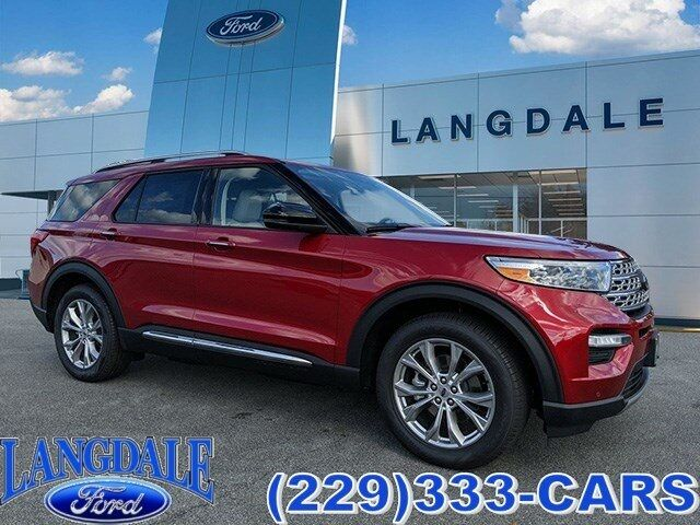 2020 Ford Explorer Limited Valdosta GA