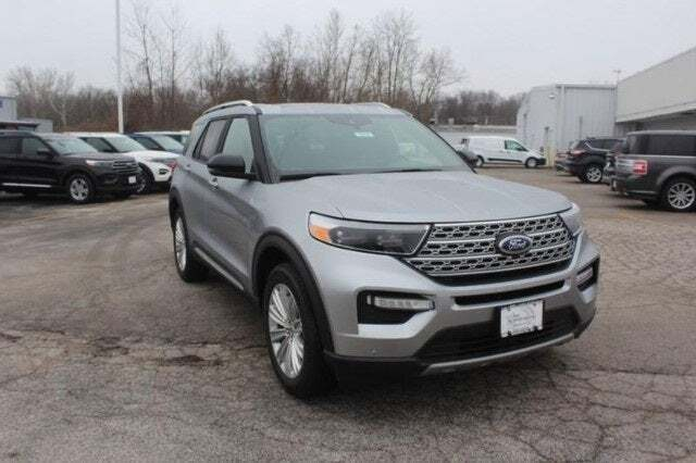 2020 Ford Explorer Limited Washington MO