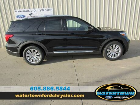 2020 Ford Explorer Limited Watertown SD