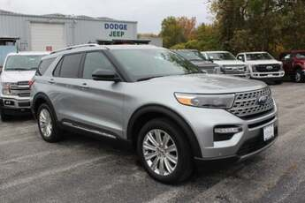 2020_Ford_Explorer_Limited_ Cape Girardeau