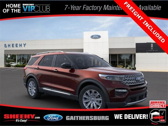 2020 Ford Explorer Limited Gaithersburg MD