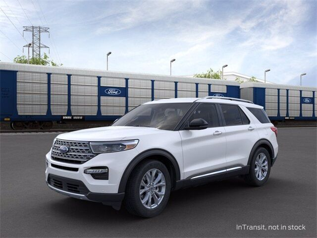 2020 Ford Explorer Limited Richmond VA