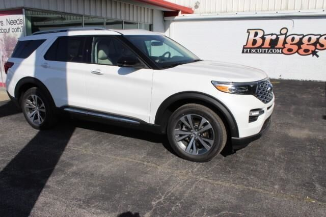 2020 Ford Explorer Platinum 4WD Fort Scott KS