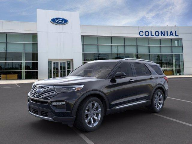 2020 Ford Explorer Platinum 4WD Plymouth MA