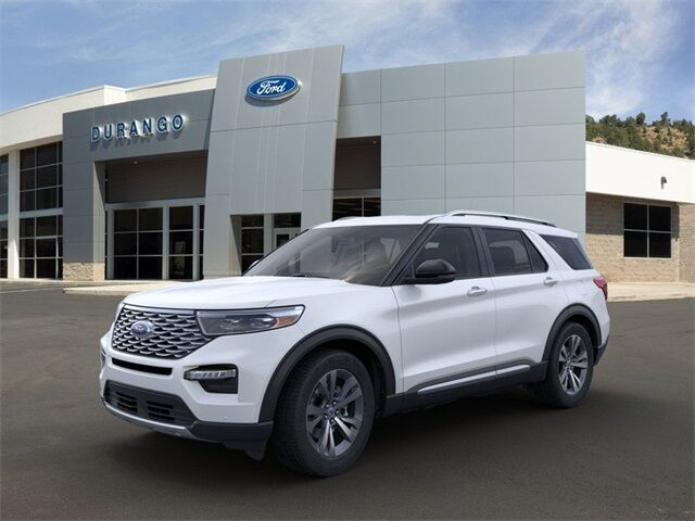 2020 Ford Explorer Platinum Durango CO