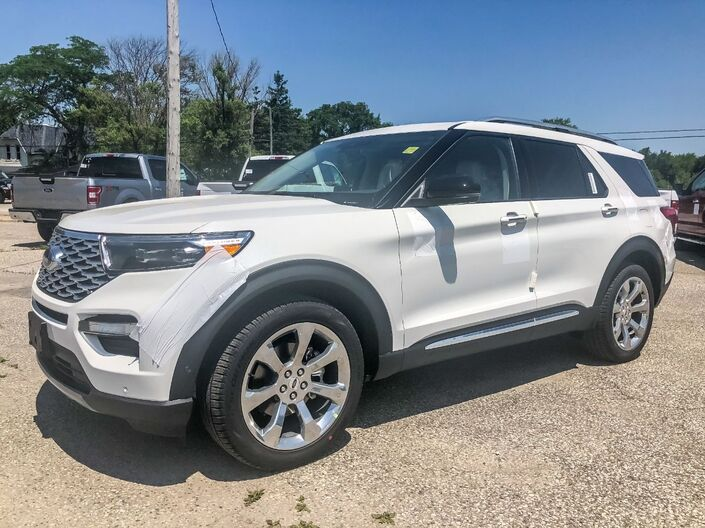 2020 Ford Explorer Platinum Essex ON