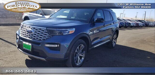 2020 Ford Explorer Platinum Fallon NV