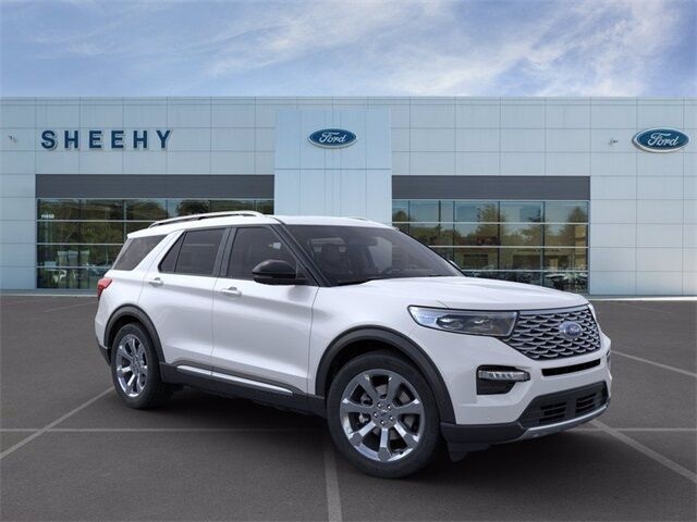 2020 Ford Explorer Platinum Ashland VA