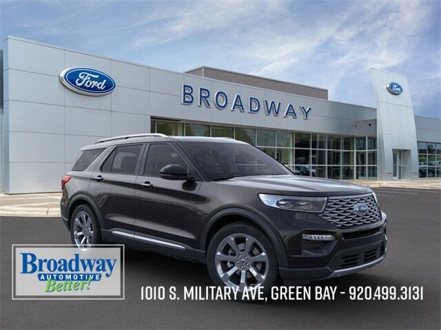 2020 Ford Explorer Platinum Green Bay WI