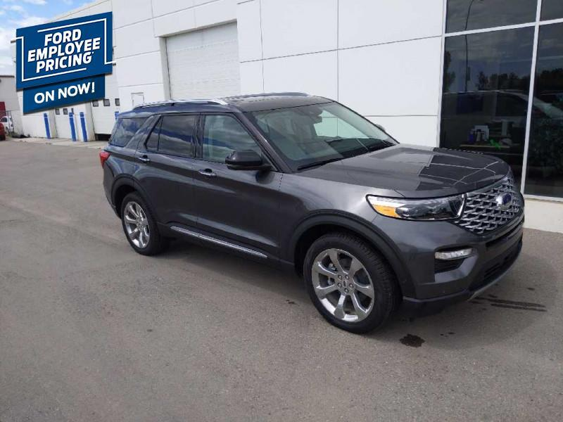 2020_Ford_Explorer_Platinum_ High River AB