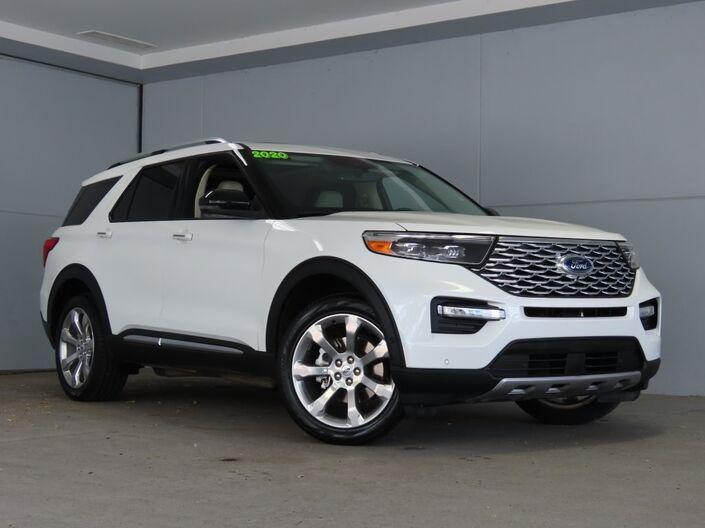 2020 Ford Explorer Platinum Merriam KS