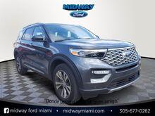 2020_Ford_Explorer_Platinum_ Miami FL