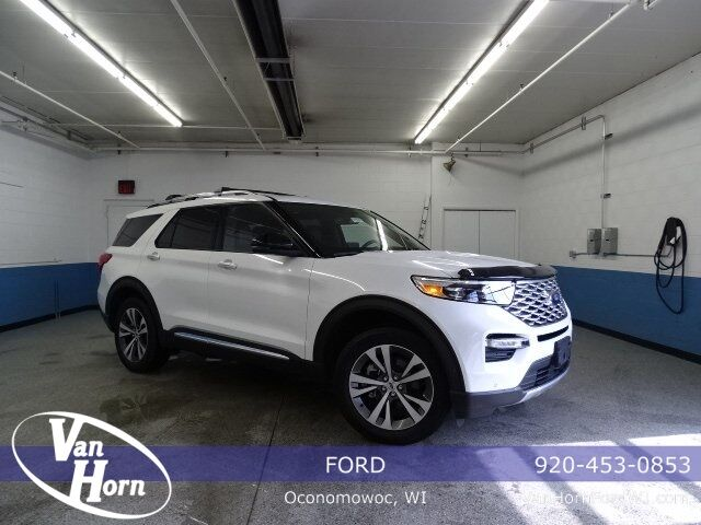2020 Ford Explorer Platinum Milwaukee WI