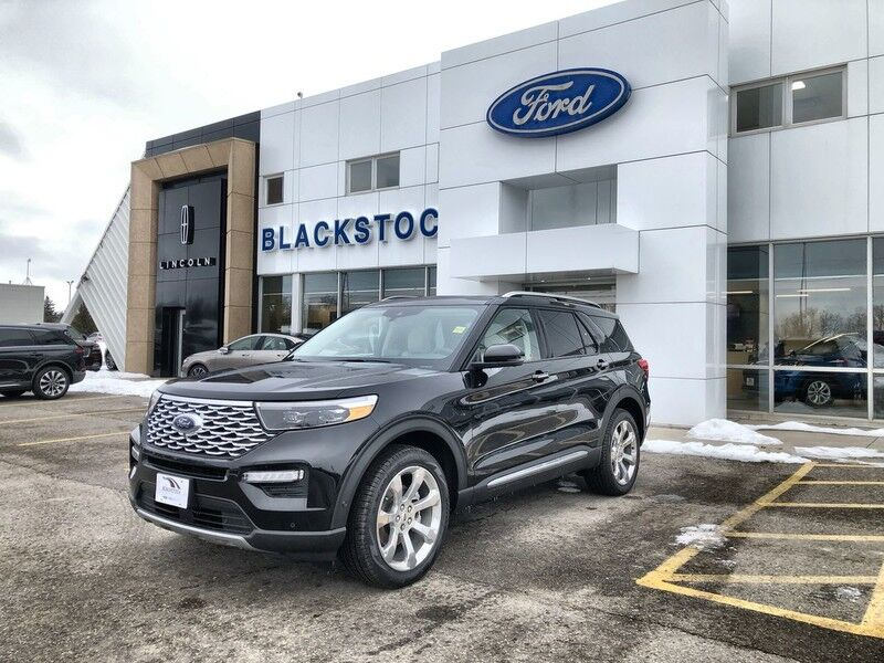 2020 Ford Explorer Platinum Mono ON