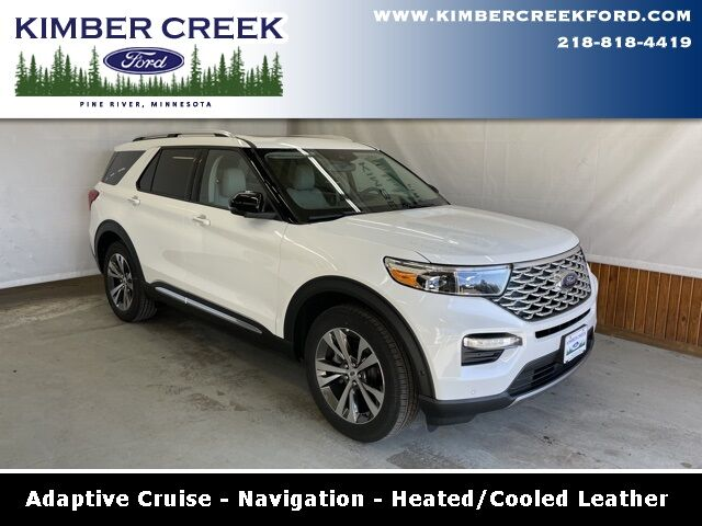 2020 Ford Explorer Platinum Pine River MN