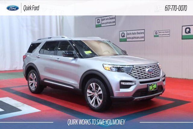 2020 Ford Explorer Platinum Quincy MA