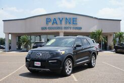 2020_Ford_Explorer_Platinum_ Rio Grande City TX