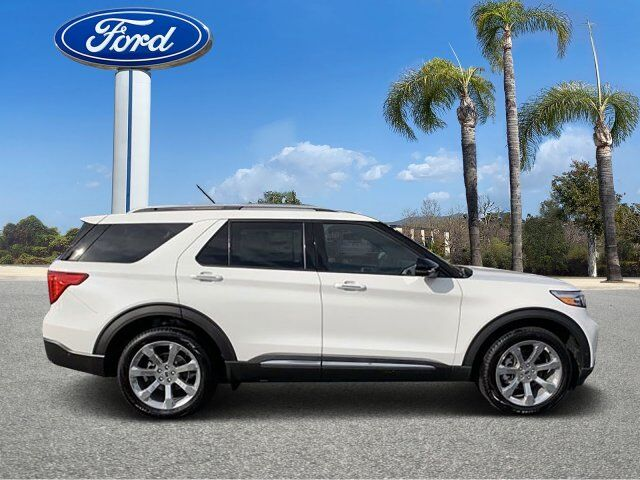 2020 Ford Explorer Platinum San Diego County CA