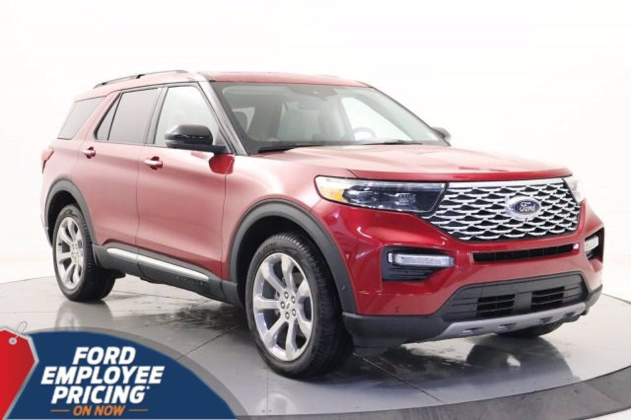 2020 Ford Explorer Platinum Sherwood Park AB