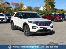 2020 Ford Explorer Platinum South Burlington VT