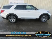 2020_Ford_Explorer_Platinum_ Watertown SD