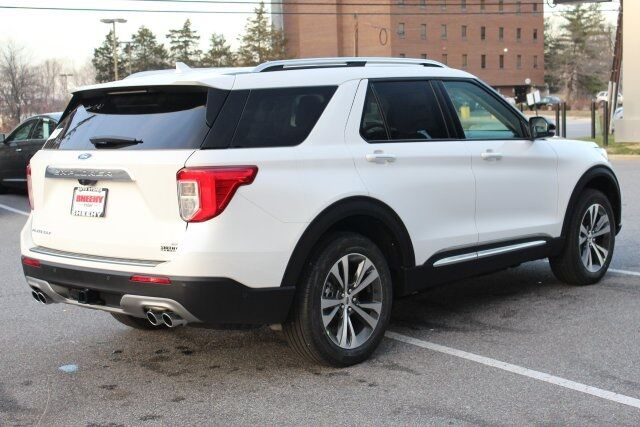 2020 Ford Explorer Platinum Suitland MD