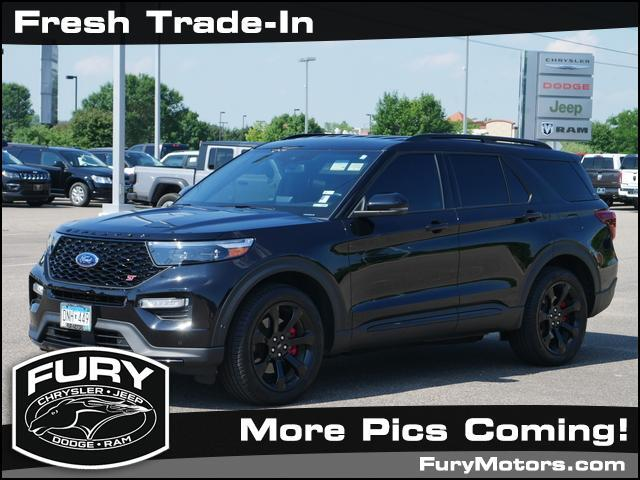2020 Ford Explorer ST 4WD St. Paul MN