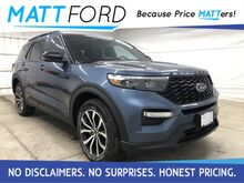 2020_Ford_Explorer_ST_ Kansas City MO
