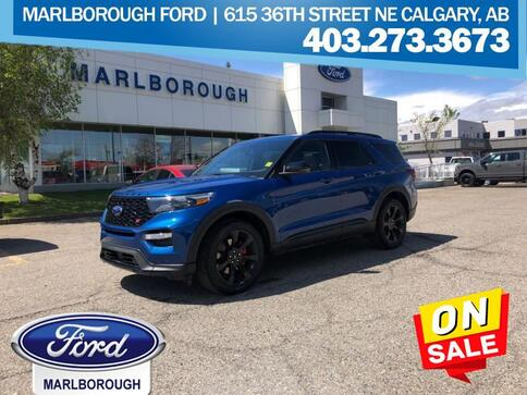 2020_Ford_Explorer_ST_ Calgary AB