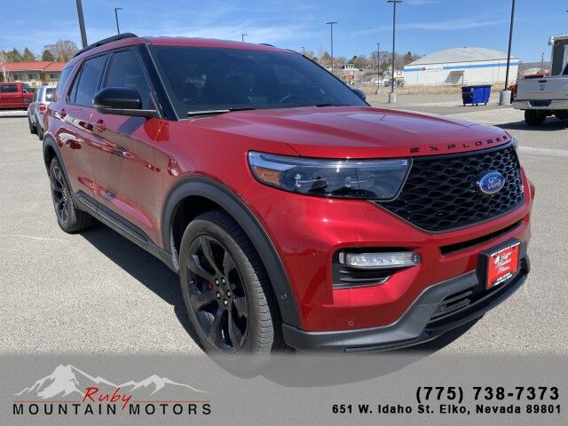 2020_Ford_Explorer_ST_ Elko NV