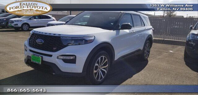 2020 Ford Explorer ST Fallon NV