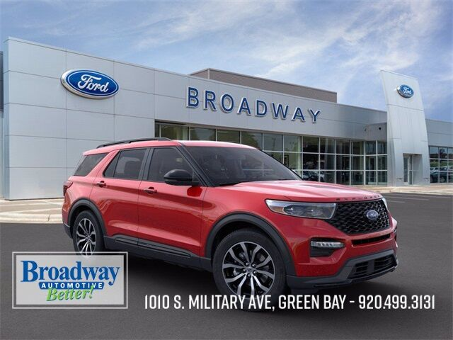 2020 Ford Explorer ST Green Bay WI
