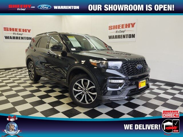 2020 Ford Explorer ST Warrenton VA