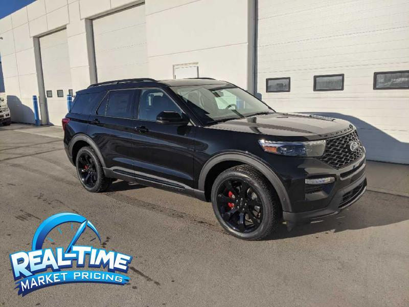 2020_Ford_Explorer_ST_ High River AB