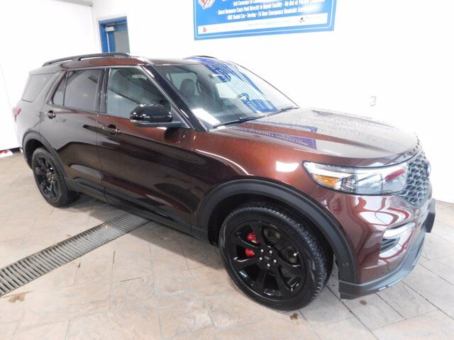2020 Ford Explorer ST LEATHER NAVI SUNROOF Listowel ON