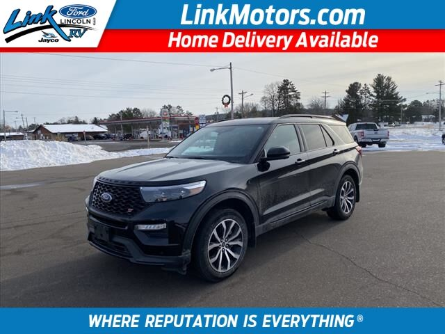 2020 Ford Explorer ST Minong WI