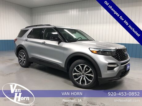 2020 Ford Explorer ST Newhall IA