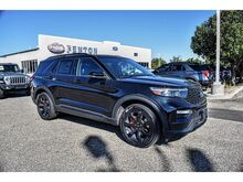 2020_Ford_Explorer_ST_ Pampa TX
