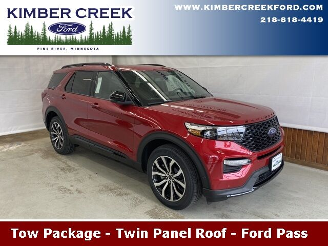 2020 Ford Explorer ST Pine River MN