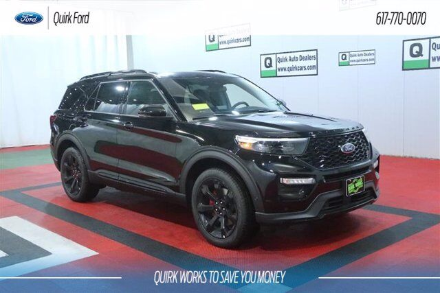 2020 Ford Explorer ST Quincy MA