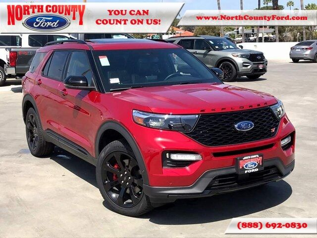 2020 Ford Explorer ST San Diego County CA