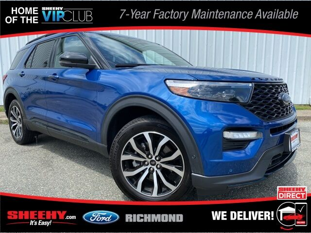 2020 Ford Explorer ST Richmond VA