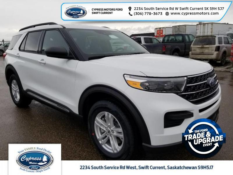 2020 Ford Explorer XLT  - $284 B/W Swift Current SK