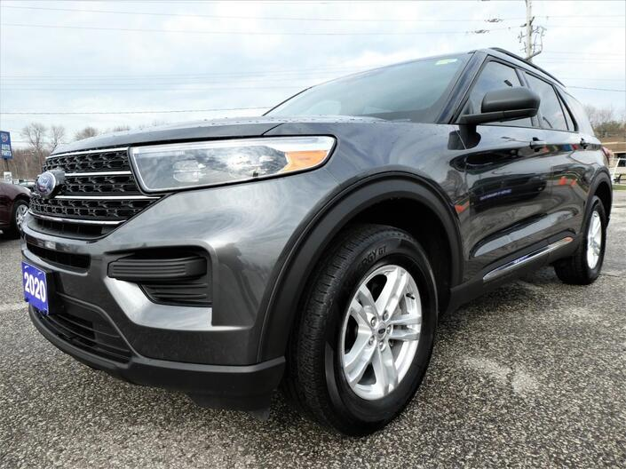 2020 Ford Explorer XLT | Blind Spot Detection | Power Lift Gate | Heated Seats Essex ON