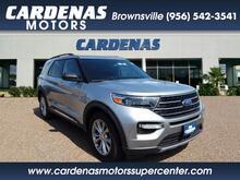 2020_Ford_Explorer_XLT_ McAllen TX
